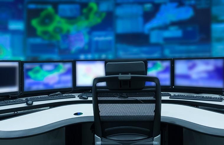 Central de Monitoramento de Infraestrutura